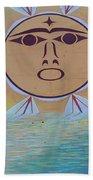 Native Sun Bath Towel