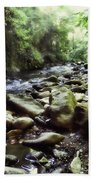 Natural Place Hand Towel
