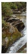 Natural Waterslide Bath Towel