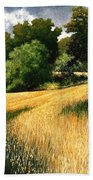 Nature Walk Ridgefield Washington Bath Towel