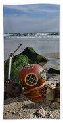 Nautical Collection Found On The Beach Bath Towel