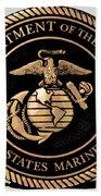 Navy Seal Bath Towel