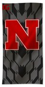Nebraska Cornhuskers Uniform Bath Towel
