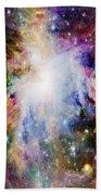 Orion Nebula Bath Towel