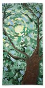 Ned's Garden The Right Tree Hand Towel