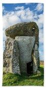 Neolithic Modern Bath Towel