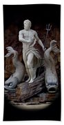 Neptune On Guard Bath Towel