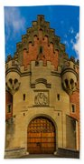 Neuschwanstein Castle Bath Towel