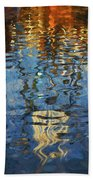 New Bedford Waterfront No. 5 Bath Towel