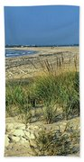 New Jersey Inlet  Bath Towel