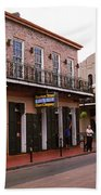 New Orleans Bourbon Street 2004 #43 Bath Towel