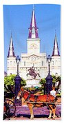 New Orleans Bath Towel