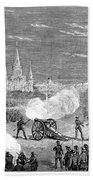 New Orleans: Riot, 1873 Bath Towel