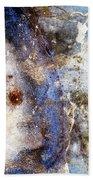 Art Blue Metal 58 Hand Towel