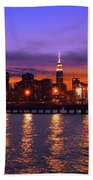 New York City Bath Towel