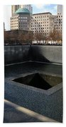 New York City National September 11 Memorial Bath Towel