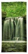 New York City Waterfall Bath Towel