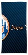 New York Mets Bath Towel