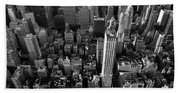 New York, New York 5 Bath Towel
