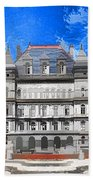 New York State Capitol Hand Towel