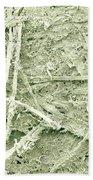 Newsprint, Sem Bath Towel