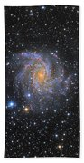 Ngc 6946, The Fireworks Galaxy Bath Towel
