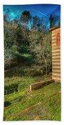 Niasca Hermitage IIi Portofino Park Passeggiate A Levante Bath Towel