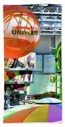Nickelodeon Universe Indoor Amusement Park Bath Towel