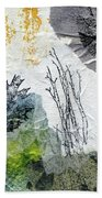Night And Day In The Forest Hand Towel
