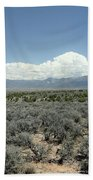 New Mexico Landscape 3 Bath Towel
