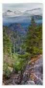 Colorful Wilderness Bath Towel