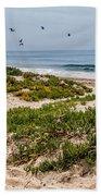 Carpinteria State Beach Bath Towel