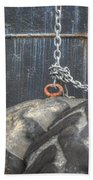 No Strings Attached Bath Towel