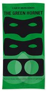 No561 My The Green Hornet Minimal Movie Poster Bath Towel