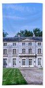 Normandy Manor House Bath Towel