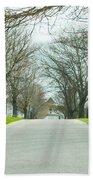 Norristown Farm Park Over The Rise Bath Towel
