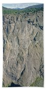 210363-north Chasm View Wall  Bath Towel