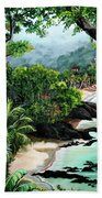 North Coast Tobago Bath Towel
