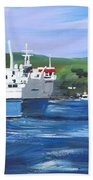 North Link - Stromness Bath Towel