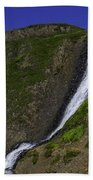 North Table Mountain Spring Falls Bath Towel
