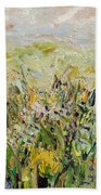 Nose Hill Hand Towel