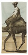Noyes, Edward , Riding Camel Bath Towel