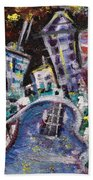 Nyc Impressions 2 Bath Towel