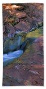 Oak Creek Canyon Splendor Bath Towel