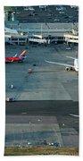 Oakland International Airport Hand Towel