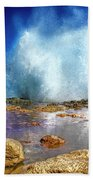 Ocean Spray Bath Towel