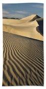 Oceano Dunes Bath Towel