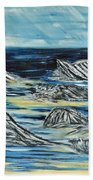 Oceans Of Worlds Bath Towel
