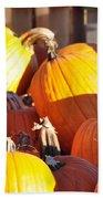 October Color Hand Towel