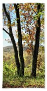 October In Vermont Bath Towel